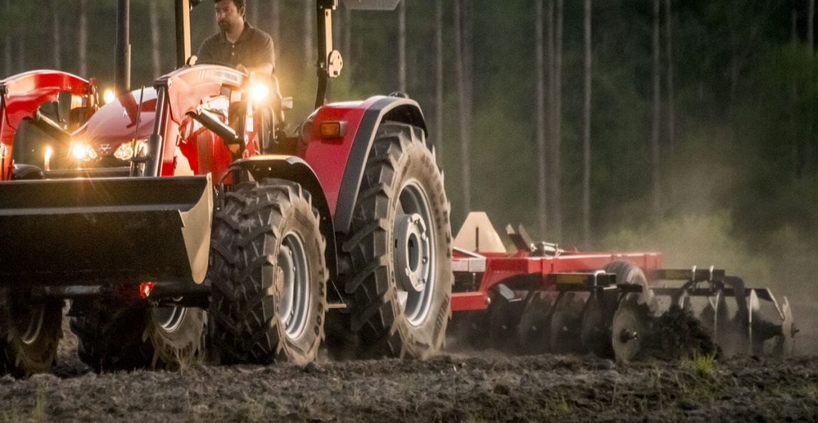 A Guide for Buying a Disc Harrow Tractor